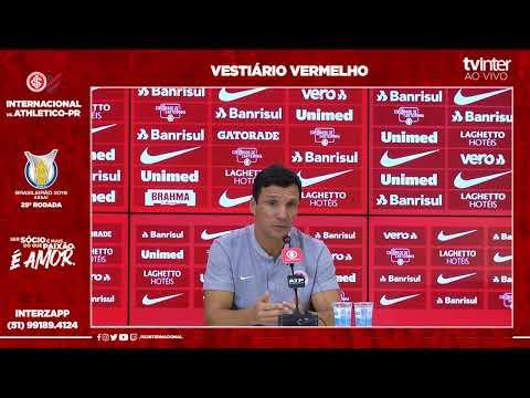 Ao Vivo Inter X Athletico Pr Pelo Brasileirao 2019 Youtube