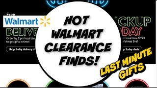 HOT WALMART CLEARANCE FINDS! | A COUPONER'S GUIDE TO GIFTING DAY #29
