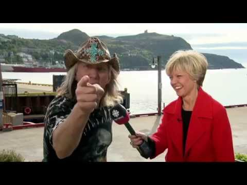 Heather Hiscox hosts Canada Day special from St. John's Newfoundland