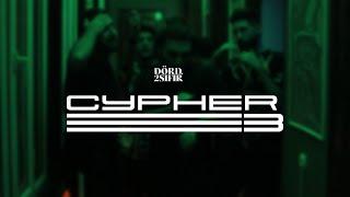 Dörd2Sıfır - CYPHER 3 ( feat. RZZA)