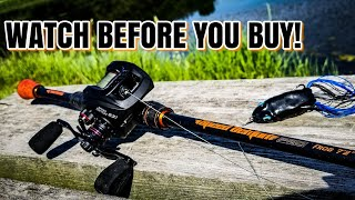 Bass Fishing for Beginners: Choosing a FROG ROD (Froggin and Flippin Stick - 2018)