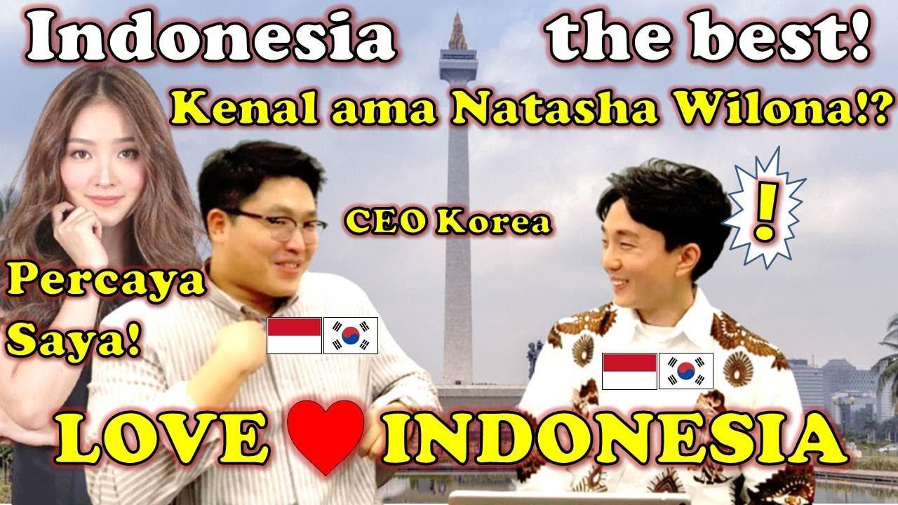 INDONESIA LUAR BIASA! CEO KOREA YAKIN INDONESIA AKAN MENJADI NEGARA MAJU KARENA...