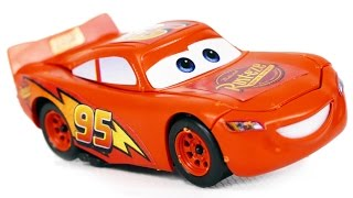 CARS FOR KIDS Lightning Mcqueen Model Kit Zvezda, Car from Disney Pixar Cartoon Cars Toys