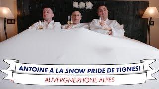Antoine croise la fille cachée de José Garcia à la snow pride de Tignes