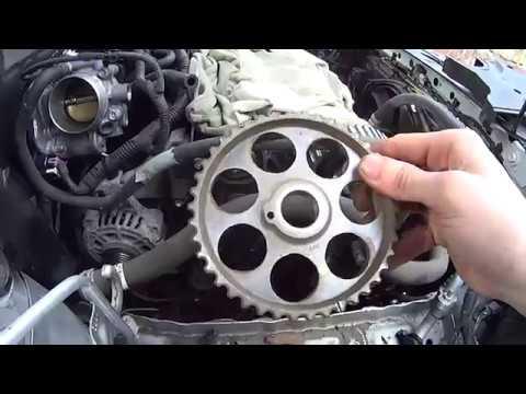 Замена ремня ГРМ Chevrolet Cruze 1.6i 2012г.в.
