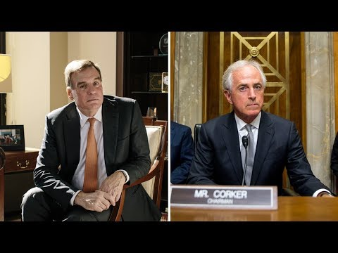 Senators Bob Corker and Mark Warner Discuss Bipartisanship in Politics | TimesTalks D.C.