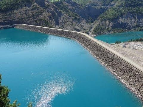 Lac Serre Poncon : Camping lac de serre ponçon ihr urlaub am see von serre ponçon