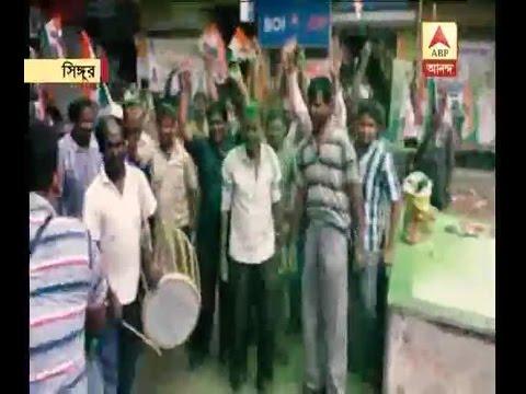 Festive mood in Singur as it celebrates