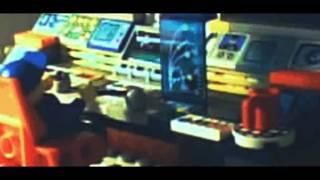 Spaceship Landing - 8tel Ride (Lego Video)