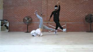 "@Usher ""Thats What Its Made For"" Choreography by @ElanaKluner"