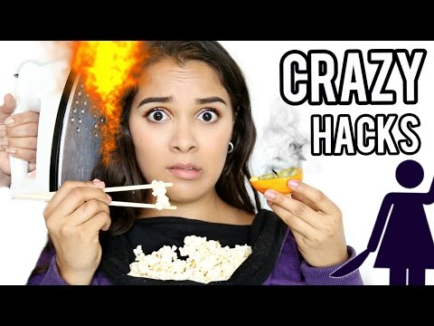 7 CRAZY Life Hacks People ACTUALLY DO! NataliesOutlet