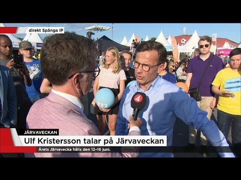 Moderaterna deltar i migrationsutredningen - Nyheterna (TV4)