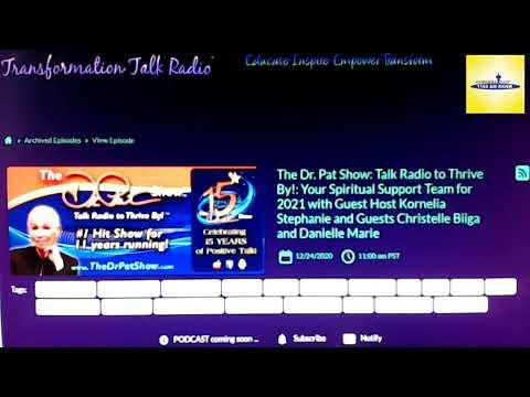 TTR Network - The Dr. Pat Show