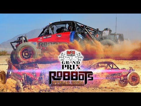 ROBBOTS 1200 CODE MR GRAND PRIX 2015 RACE DAY VIDEO
