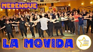 LA MOVIDA || Merengue || Balli di gruppo 2019 || ft Ueppa Dance || Andrea Stella