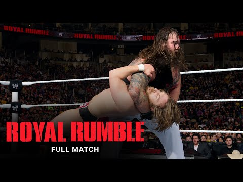 FULL MATCH - Daniel Bryan vs. Bray Wyatt: Royal Rumble 2014