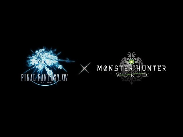FINAL FANTASY XIV x MONSTER HUNTER: WORLD Collaboration Teaser Trailer