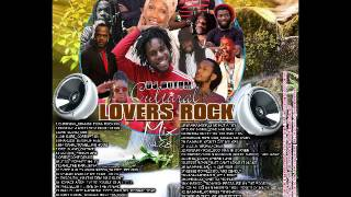 DJ DOTCOM CULTURAL LOVERS ROCK MIX VOL 28 DECEMBER   2015