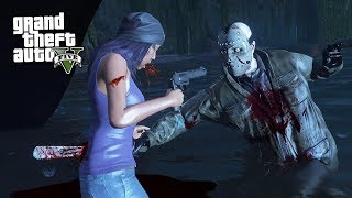 ГТА 5 МОДЫ! Friday the 13th в GTA 5!!