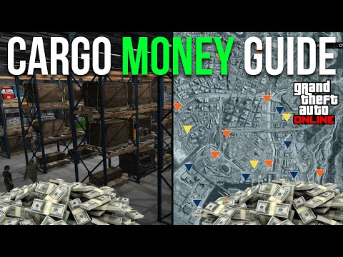 HOW TO GET RICH WITH THE CARGO WAREHOUSE SOLO! | GTA Online Beginner Guide To Make MILLIONS