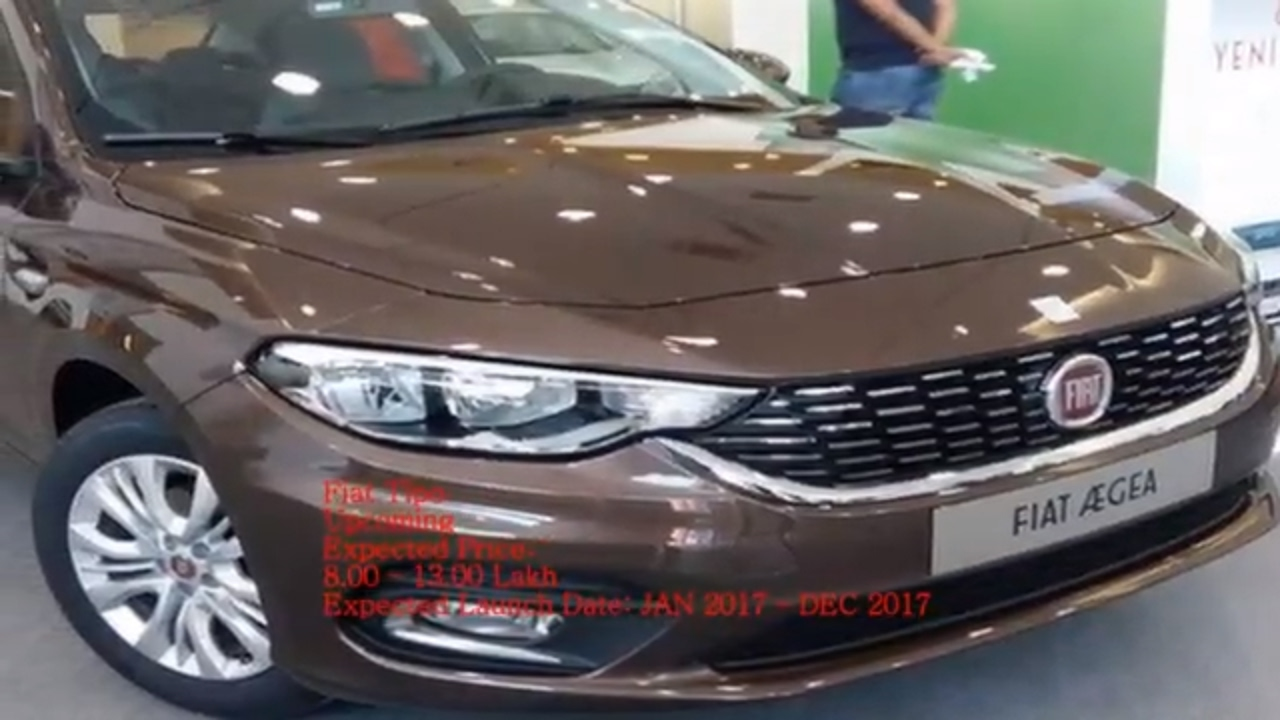 upcoming cars Fiat Tipo - YouTube