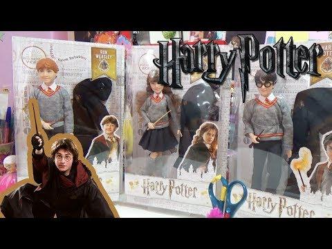 Harry Potter - Le Nuove Bambole di Mattel UFFICIALI!