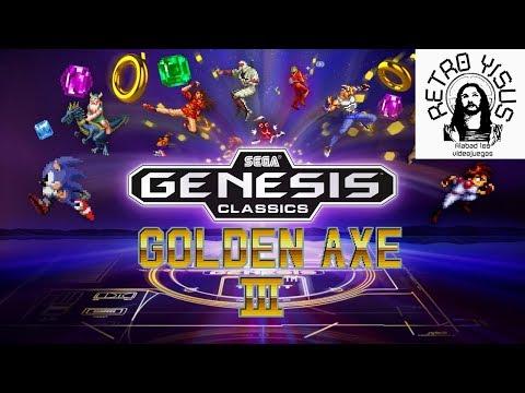 Gameplay Talk: Sega Megadrive Genesis Classic: Golden Axe 3 thumbnail