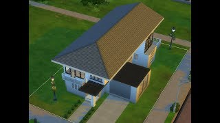 Sims 4 speedbuild #3 - Domestic ideals yes i problably used domestic wrong