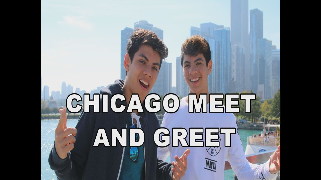 Chicago meet and greet youtube kristyandbryce Image collections