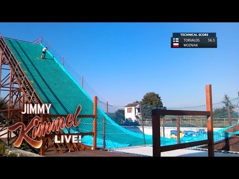 Jimmy Kimmel Presents 2018 YouTube Olympics – Night Seven