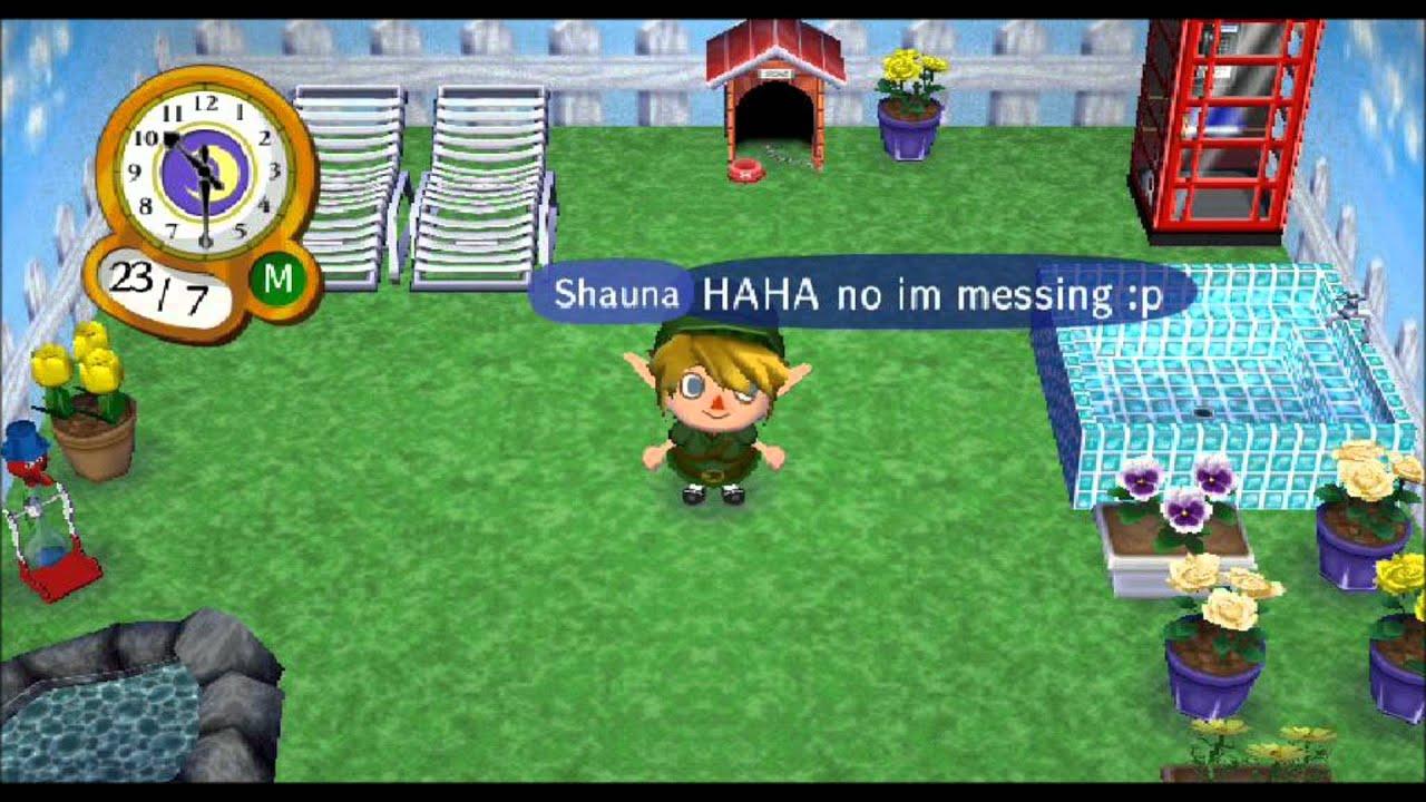 Animal Crossing 2012IM BACK XXX YouTube