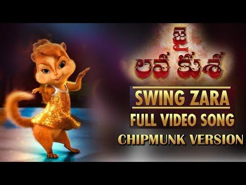 SWING ZARA Full Video Song - Chipmunk...