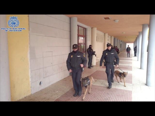 La Policía Nacional y la DGST marroquí desarticulan una red de apoyo a DAESH.