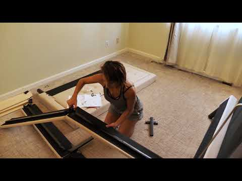 DreamCloud Headboard & Bed Frame Assembly With DreamCloud Adjustable Base