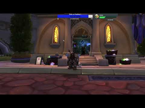 WoW Speed Lvling: 1-120 (Split Run / Monk / Human) - Part 1
