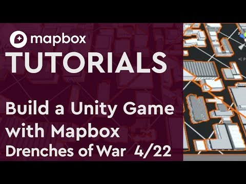 Build a Unity 3D game with Mapbox (4/22) Mapbox Image and Terrain Factory