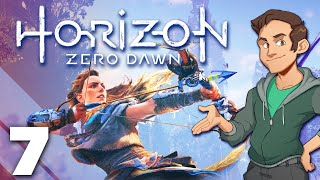 Horizon Zero Dawn - #7 - I Am the Best at Hunting