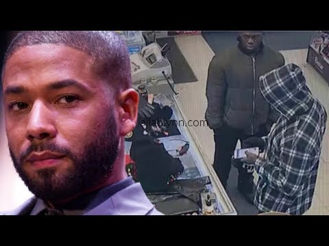 Here's Video Of Osundairo Brothers Buying The Rope & Ski Masks Used On Jussie Smollett