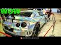 Nissan GTR R35 HKS GT1000 Kit - Borneo Kustom Show 2017