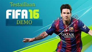 Testaillaan: FIFA 16 Demo    FUT Draft   Sekalaisia fiiliksiä ja ajatuksia