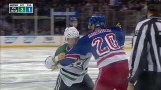 Kreider and Eakin try laying SmackDown on each other