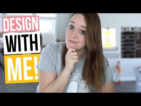 DESIGN MY NEW HOUSE WITH ME!   Living Room & Kitchen