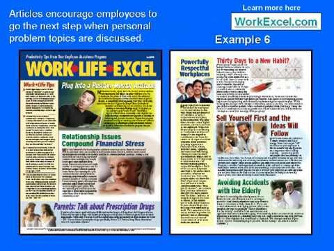 Employee Newsletter Articles, Examples, Content, Topics, Ideas for