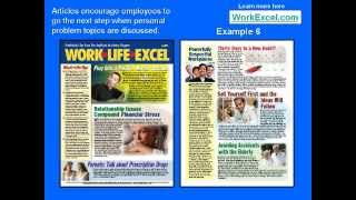 Employee Newsletter Articles, Examples, Content, Topics, Ideas for Employee Newsletter Authors