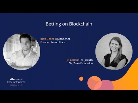 Betting on Blockchain