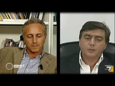 Walter Lavitola su La7: le domande di Marco Travag...