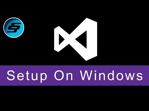 Setup On Windows - Visual Basic Programming (VB.NET & VBScript)