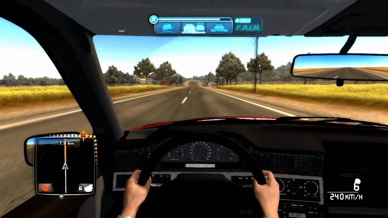 Drive A Car Game D