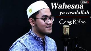 WAHESNA (Muhammad SAW) - Maher Zain Cover by Ceng Ridho