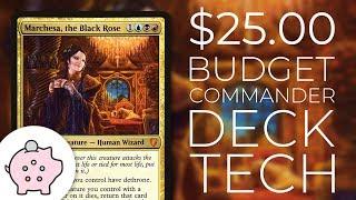 marchesa-the-black-rose-edh-budget-deck-tech-25-theft-magic-the-gathering-commander
